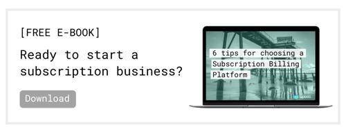 6 tips for choosing a subscription billing platform
