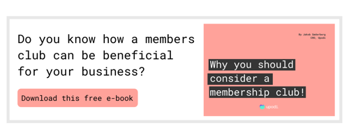 Why you should consider a membership club